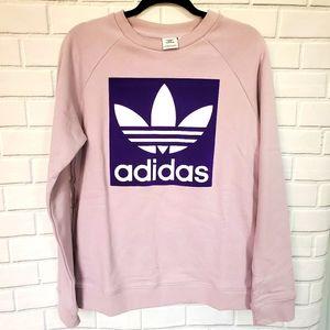 Adidas originas sweatshirt. NWT. L.
